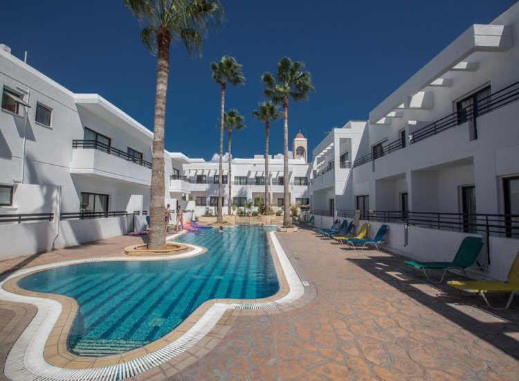 Anthea Apartments Cyprus 3*